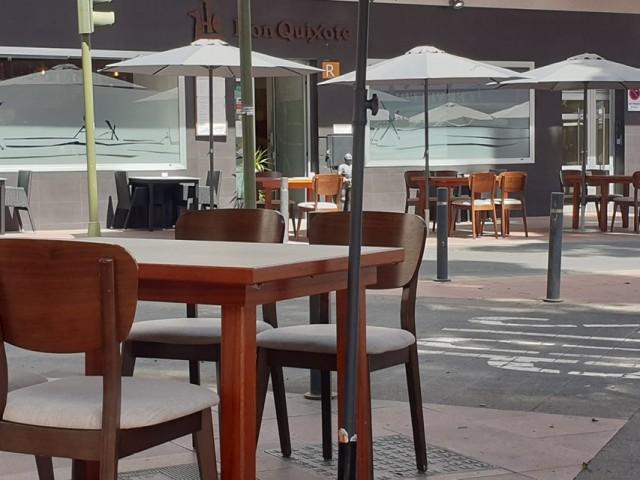 Restaurante Don Quixote Terraza